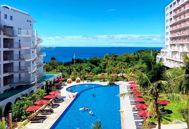 写真:ホテル マハイナ ウェルネスリゾートオキナワ